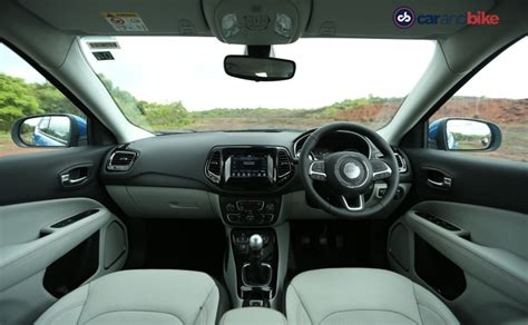 jeep cars inside jeep compass suv pre bookings begin in india ndtv carandbike
