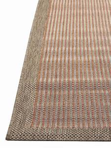 Outdoor teppich fur terrasse balkon rot braun essentials for Balkon teppich mit badezimmer tapete wasserabweisend
