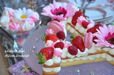 recette letter cake ou gateau lettre le sucre sale doum