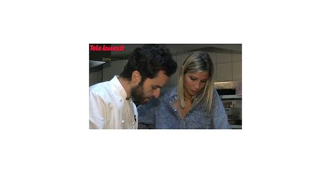 cours de cuisine top chef yoni top chef 2013 donne un cours de cuisine à alexandra