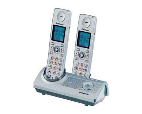voip home phone panasonic ktxg9152es dual dect voip home phones