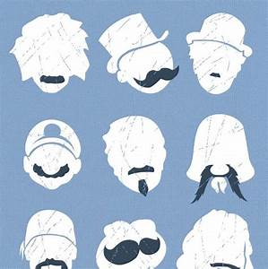 Popped Culture: Famous Mustaches