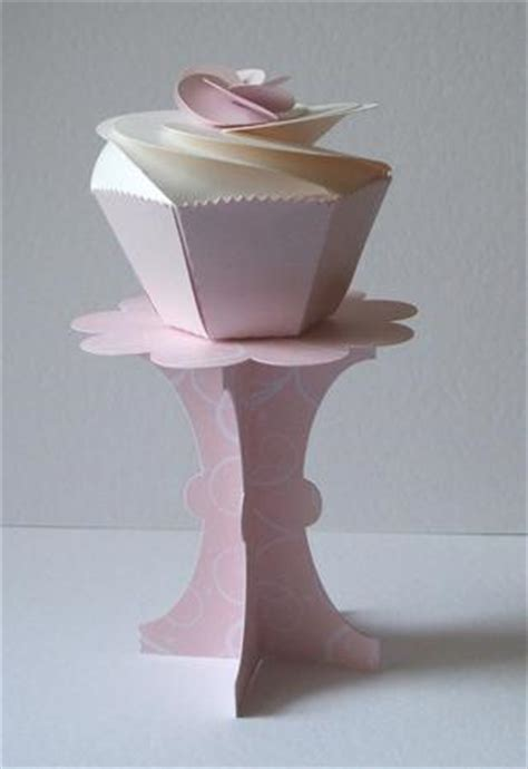 cupcake stand holder template cup