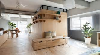 Le Japonaise Design by D 233 Coration De Deux Appartement Minimalistes Japonais