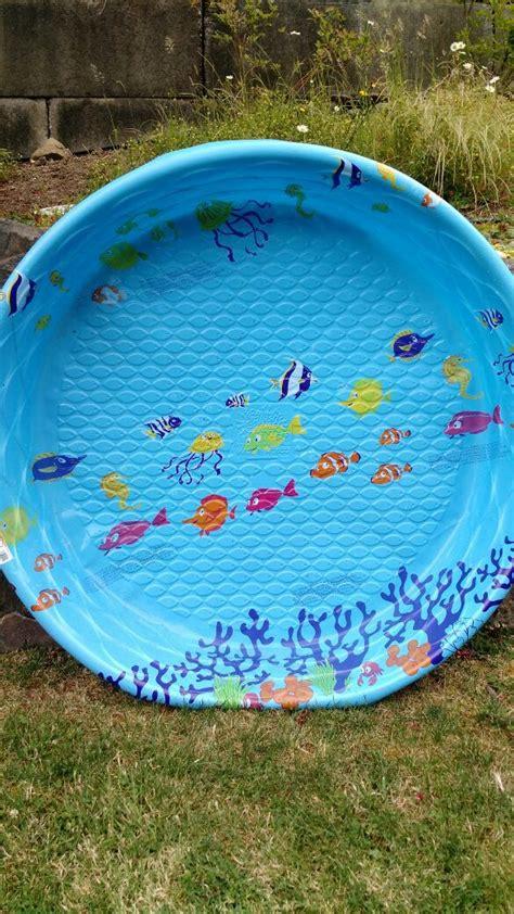 Free Hard Plastic Kiddie Pool New! (baby & Kids) In