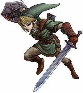 Download Zelda Link Transparent HQ PNG Image FreePNGImg