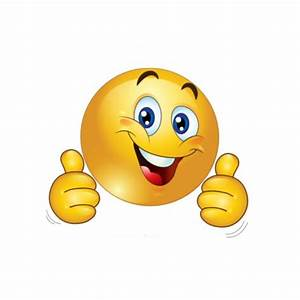 Image Gallery happy thumbs up emoticons