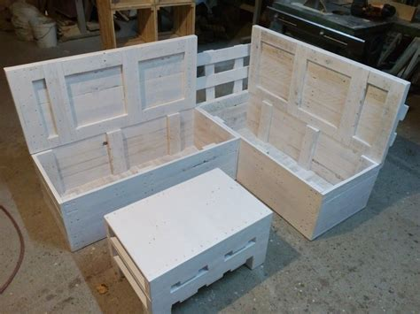 pallet sectional sofa with storage pallet furniture
