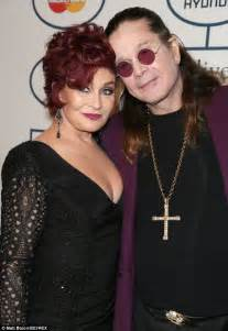 black wedding rings for him and osbourne opens up about 39 almost divorcing 39 ozzy daily mail