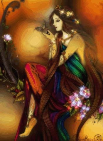 romantic animated pictures  flowers  butterflies    quotes