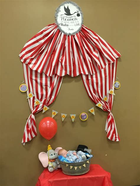 Dumbo Baby Shower - 17 best ideas about dumbo baby shower on