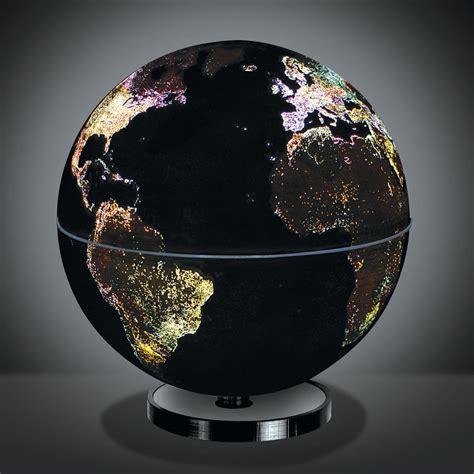 in light globes the city lights globe hammacher schlemmer