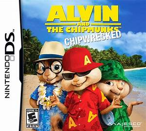 Alvin And The Chipmunks Chipwrecked Nintendo Ds Ign