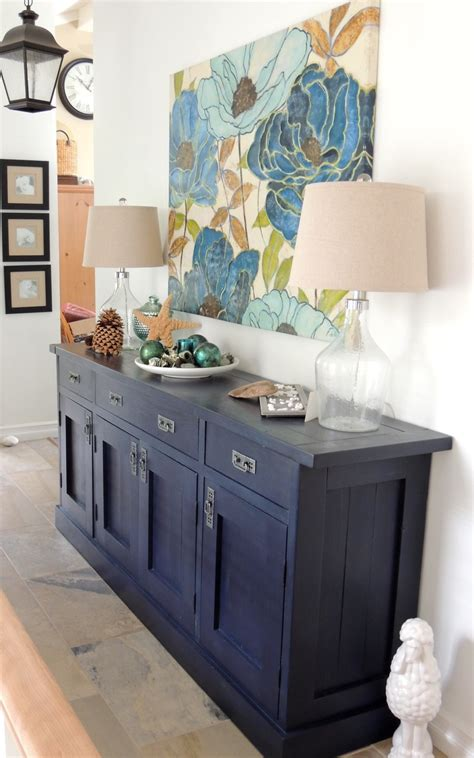 Diy Sideboard by White Planked Sideboard Diy Projects