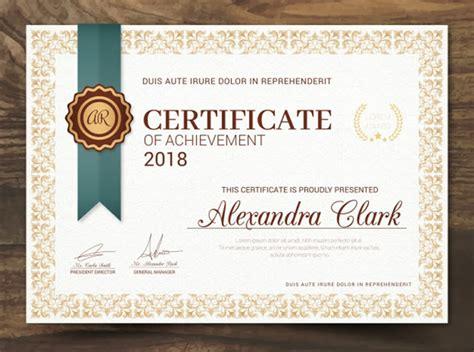 hermosos certificados y diplomas para imprimir recursos graficos