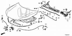30 2014 Honda Accord Parts Diagram