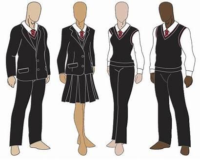 Uniform Clipart Drawing Blazer Crickhowell Coat Drawings
