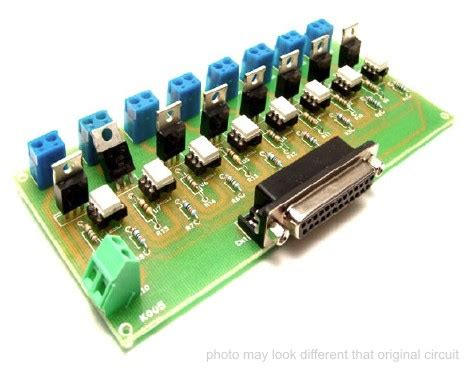 Channel Lpt Relay Board Electronics Lab