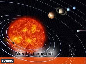 fond d39ecran nicolas copernic systeme solaire With forum plan de maison 14 fond decran le systame solaire