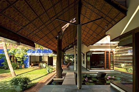traditional indian house  khosla associates