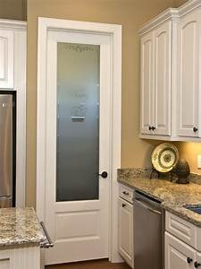 Pantry doors home design ideas pictures remodel and decor for Glass pantry door ideas