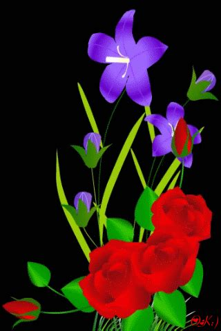 Flower Animated Gif Wallpaper - 187 flower photgraphy collections of gif animated and
