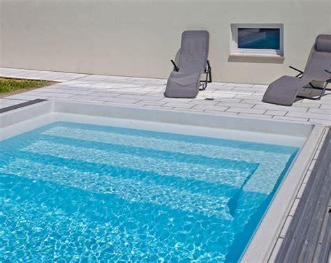 pool mit sitzbank aphrodite 900 exzell gfk pools schwimmbecken pool wellness city gmbh onlineshop