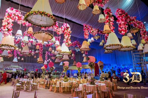 3d design and decor by dinaz hyderabad marriage
