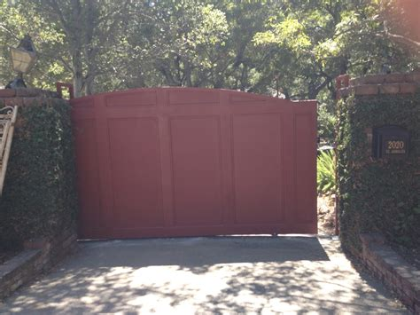 installation moving gate systems
