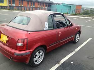 Nissan Micra Cabriolet : bought another micra k11 march cabriolet micra sports ~ Melissatoandfro.com Idées de Décoration