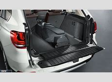 Original BMW Accessories for new BMW X5