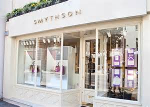 samantha cameron hosts tea party at new smythson shop on