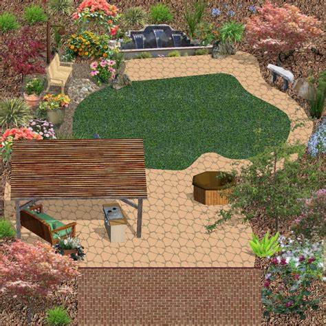 Backyard Ideas by Design Aholic Backyard Inspiration Small Spaces
