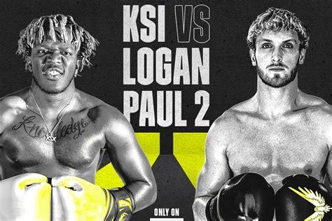 secondsout boxing news main features ksi  logan paul