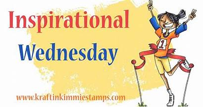 Wednesday Inspirational Team Happy Morning Stamps Week