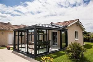veranda moderne noire grandeur nature With maison en 3d gratuit 13 veranda moderne noire grandeur nature