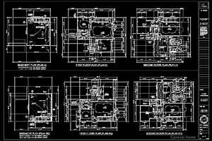 Autocad Drafting  San Gabriel Condominium