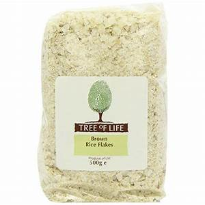 Tree Of Life Brown Rice Flakes 500g
