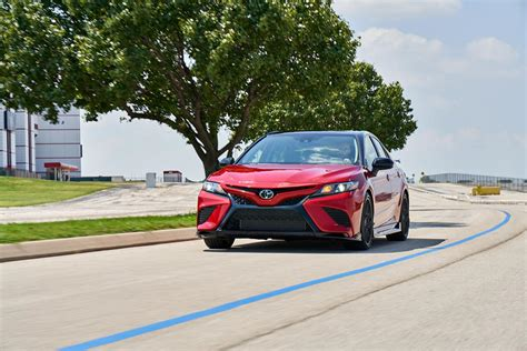 toyota camry review trims specs  price carbuzz