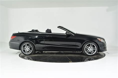 used mercedes convertible used 2014 mercedes benz e350 cabriolet for sale fort