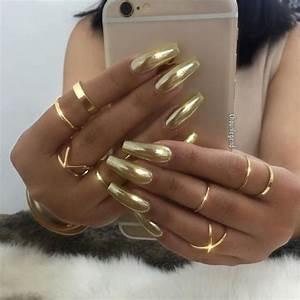 Best 25+ Chrome nail polish ideas on Pinterest