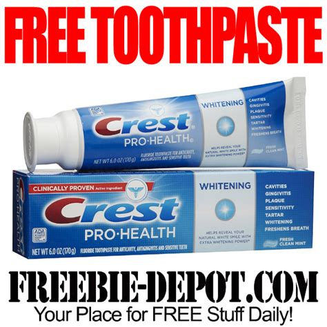14932 Printable Coupons Crest Toothpaste by Free Crest Toothpaste Size Free Toothpaste At Cvs