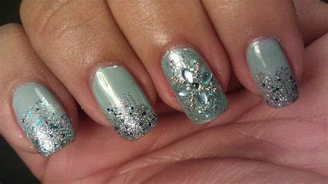 Nail Art Winter : 61 Latest Nail Art Design Ideas For Winter