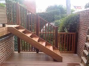 Garde Au Sol C3 : escaliers en bois sur mesure mt design ~ Maxctalentgroup.com Avis de Voitures
