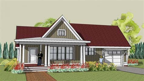 Unique Small House Plans Simple Cottage House Plans, small