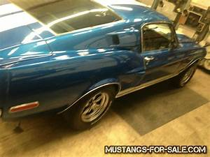 1968 ford mustang Shelby gt 500. 428 4 speed – $39500 (La habra) | Vintage Mustangs for sale