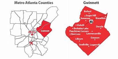 Gwinnett County Dacula Georgia Knowatlanta Counties
