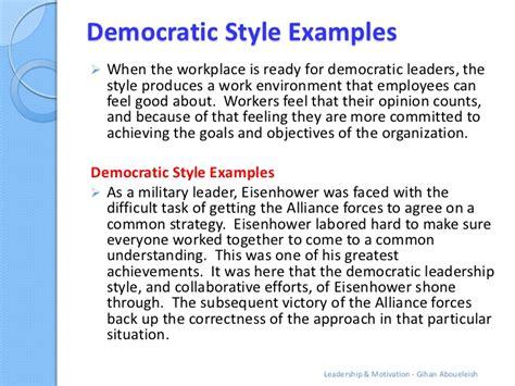 leadership motivation workshop