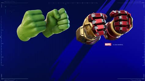 fortnite  hulk spikes  marvels avengers
