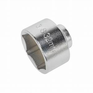 Sealey Low Profile Oil Filter Socket 32mm 3 8 U0026quot  Square